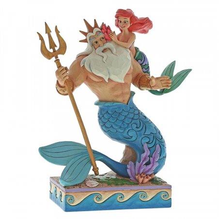 Daddy's Little Princess - Ariel & Triton