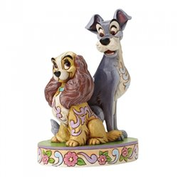 60th Anniversary - Opposites Attracts - Lady & the Tramp