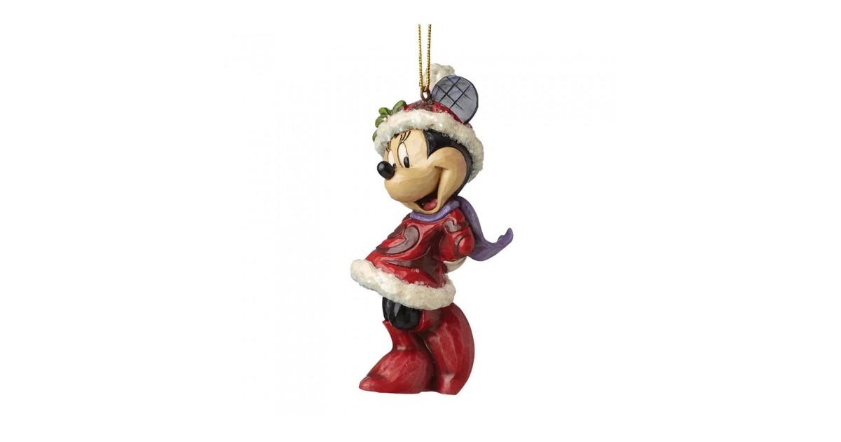 Sugar Coated Ornament - Minnie