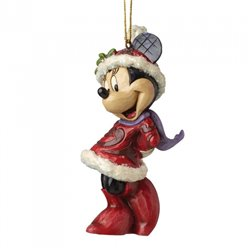 Sugar Coated Ornament - Minnie