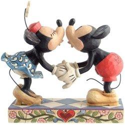 Smooch For My Sweetie - Mickey & Minnie
