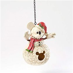 Holiday Birdhouse - Mickey