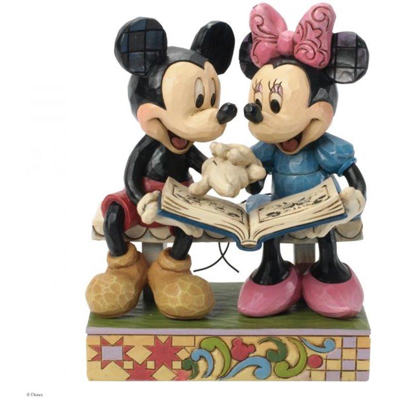 Sharing Memories - Mickey & Minnie