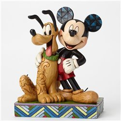 Best Pals - Mickey & Pluto