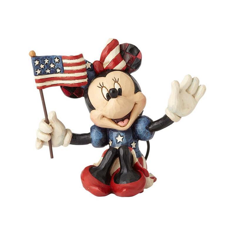 Mini's Patriotic - Minnie