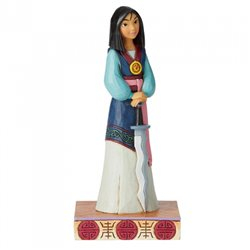 Princess Passion Winsome Warrior - Mulan