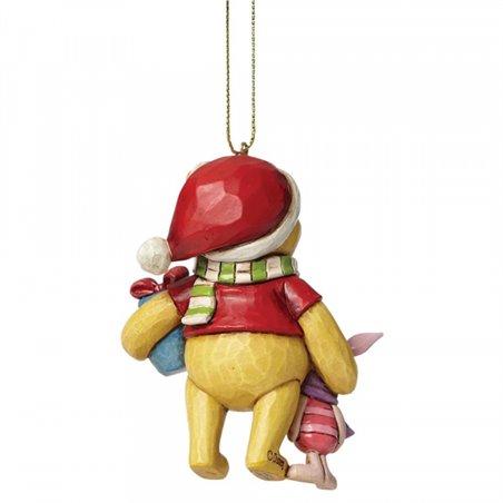 Jim Shore - Dangle Ornament - Pooh
