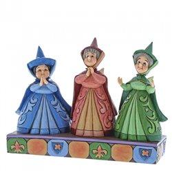 Royal Guests - Three Fairies