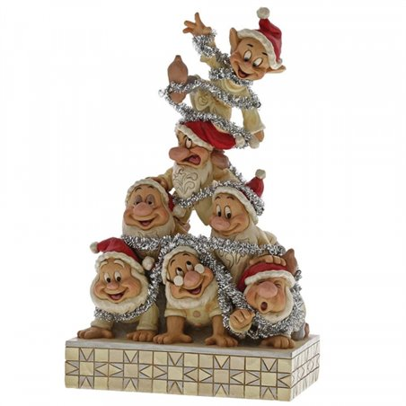 Precarious Pyramid - Seven Dwarfs