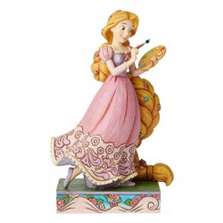 Princess Passion Adventurous Artist  - Rapunzel