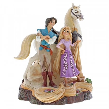Carved by - Live Your Dream - Tangled