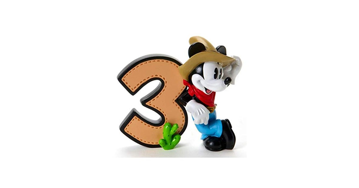 Number 3 - Mickey