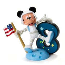 Number 8 - Mickey