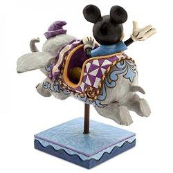 Flying Dumbo Ride - Mickey