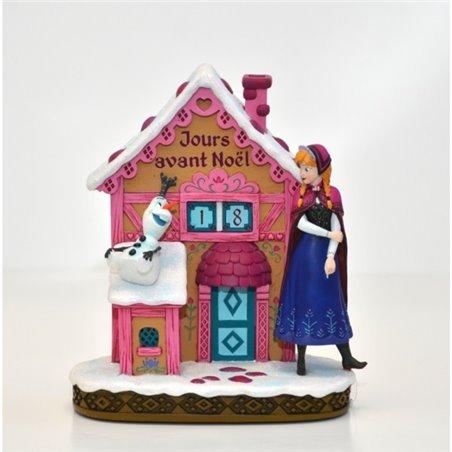 Christmas Countdown - Anna & Olaf