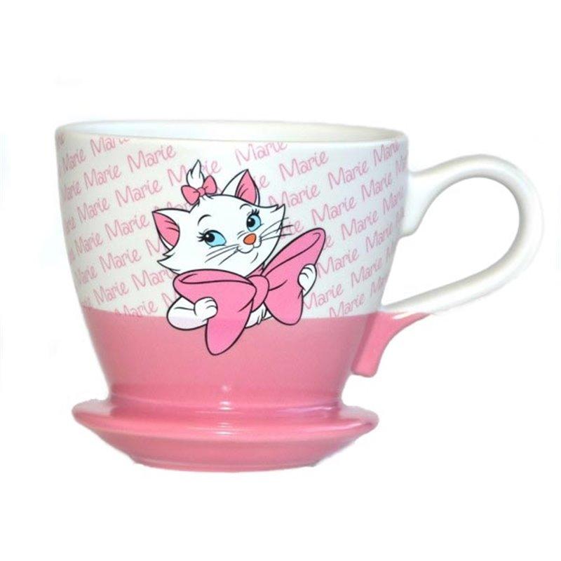 Saucer Mug - Marie