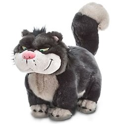 DisneyStore Plush - Lucifer