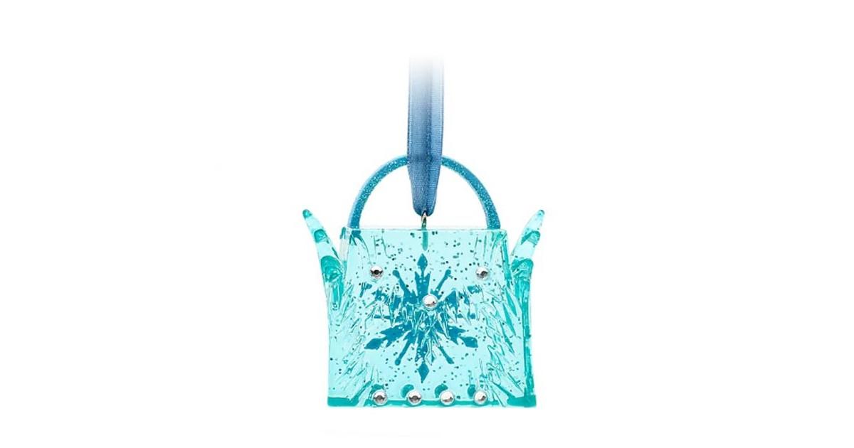 8643 3D Ornament Tas - Elsa