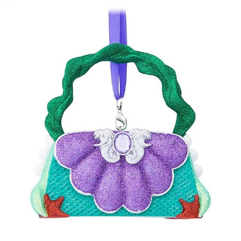 8641 3D Ornament Tas - Ariel