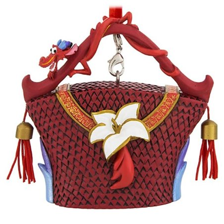 8651 3D Ornament Tas - Mulan