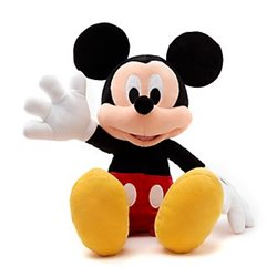 DisneyStore Plush Medium - Mickey
