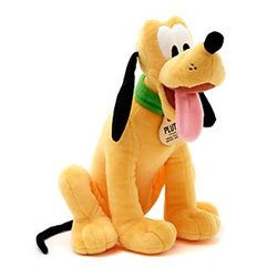DisneyStore Plush Large - Pluto