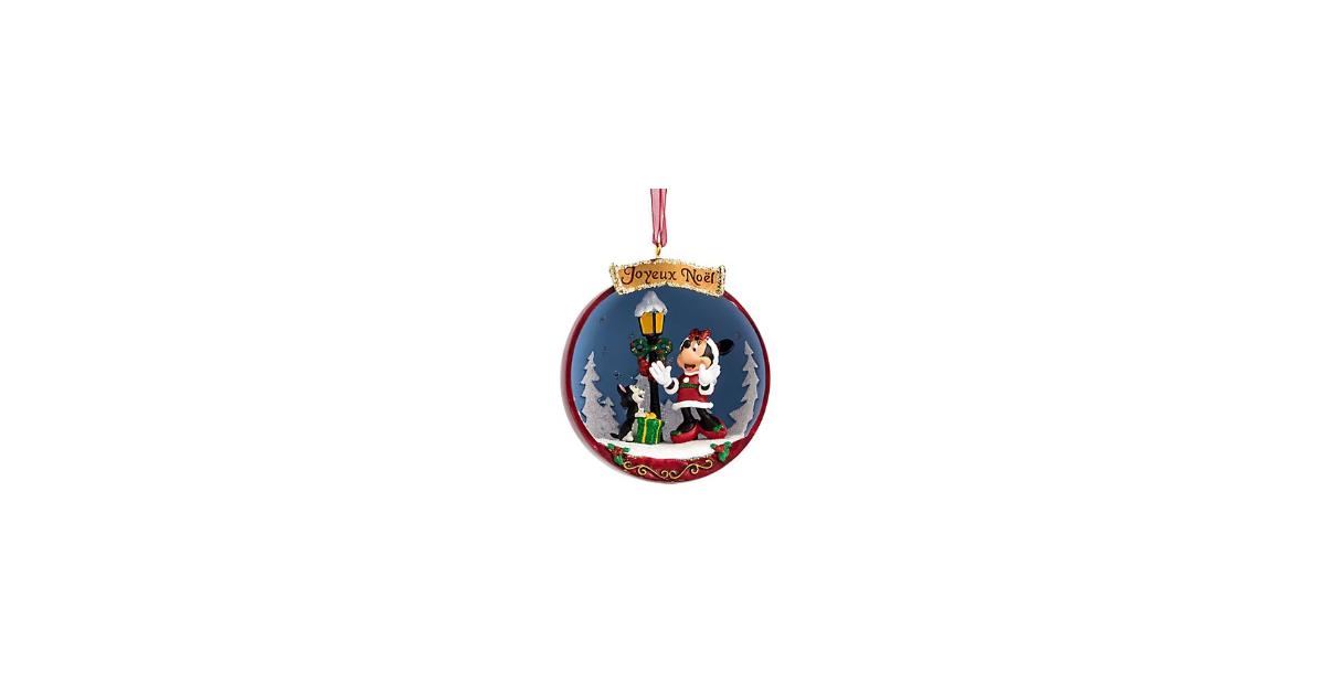 8622 Figuur in 1/2 Bal - Minnie & Figaro