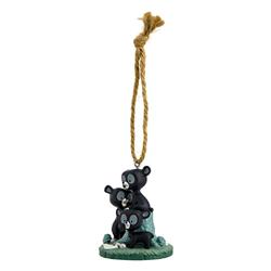 8744 3D Dangle Ornament Beertjes - Harris, Hubert & Hamish