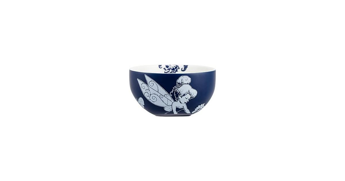 Blue & White Bowl - Tinker Bell