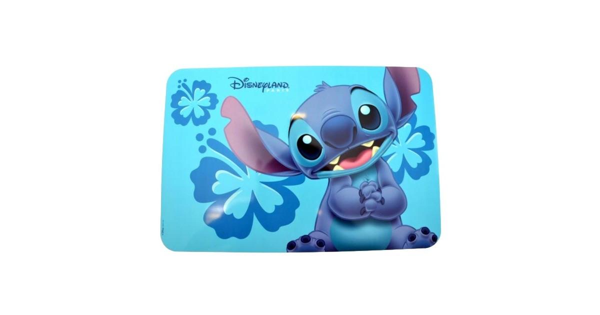 Placemat Blauw - Stitch
