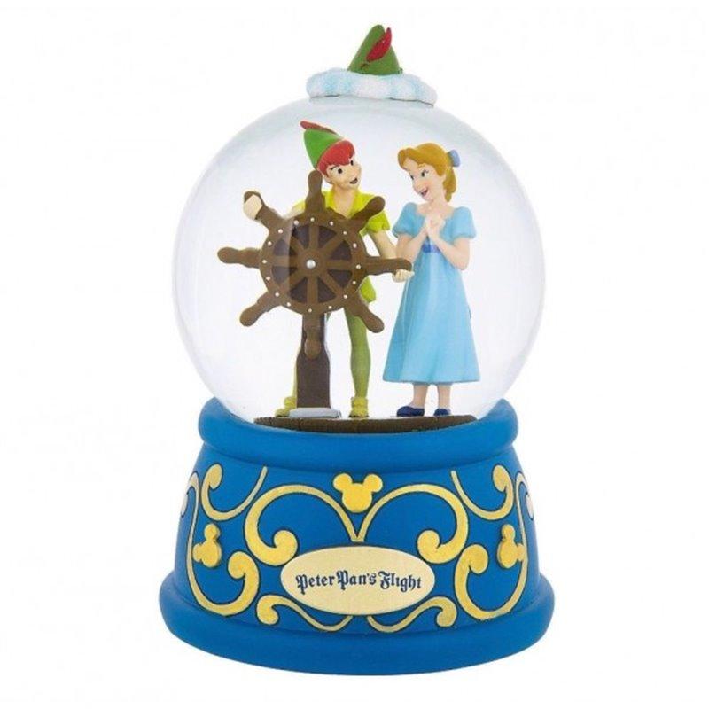 Snowglobe Medium - Peter & Wendy