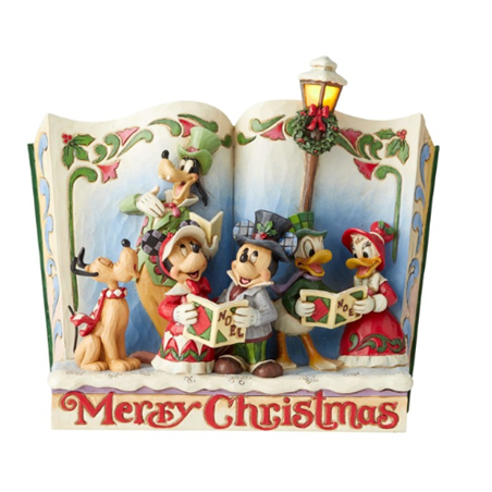 Storybook - Merry Christmas - Mickey & Co