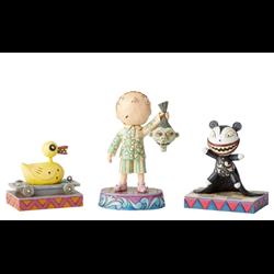 Scary Teddy Figurine