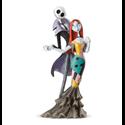 Jack and Sally Figurine