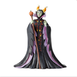 Maleficent Halloween Figurine