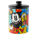Canister By Britto - Pluto