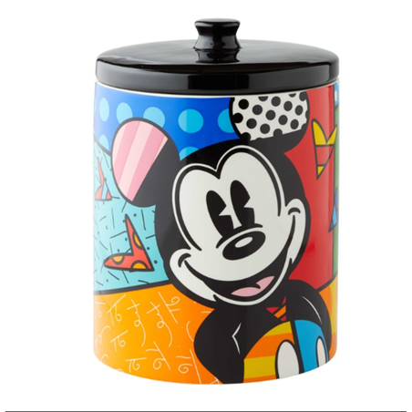 Canister By Britto - Mickey