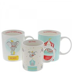 Family Mug Set - Dumbo