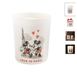 Disney Vegetal Scented Candle - Mickey & Minnie