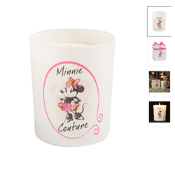 Disney Vegetal Scented Candle - Minnie