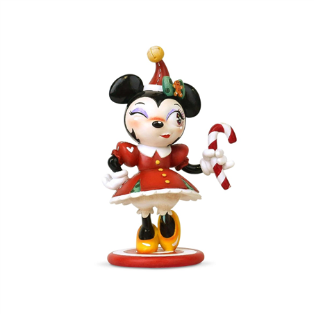 Miss Mindy's Christmas - Minnie Mouse