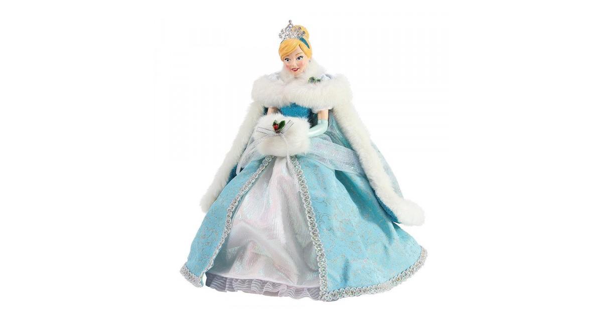 Possible Dreams Treetopper - Cinderella
