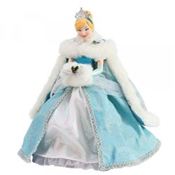 Possible Dreams Treetopper - Cinderella