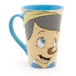 Mok Sketch - Pinocchio & Jiminy Cricket