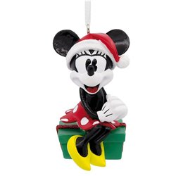 8881 Dangle Cadeau - Minnie