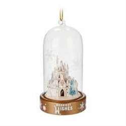 8855 Castle in Stolp Ornament