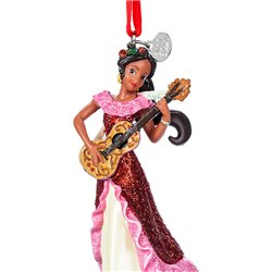 8471 3D Singing Ornament - Elena of Avalor