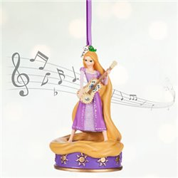 8440 3D Ornament Singing - Rapunzel