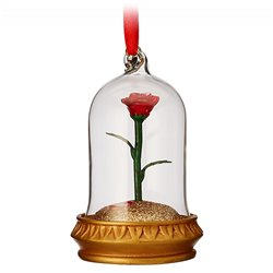 8414 3D Ornament - Enchanted Rose