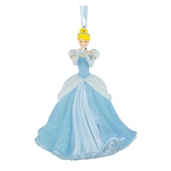 8848 3D Ornament - Cinderella